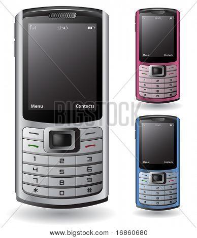 Modern cell phone / PDA