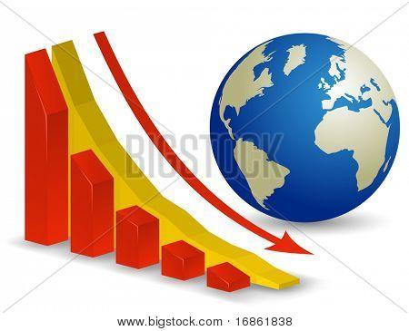 Global Economic Crisis. World Recession