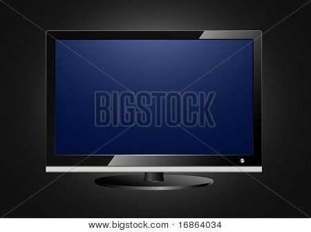 Flat screen TV (lcd, plasma)