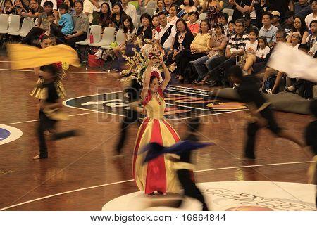 Sinulog Santo Nino Filipino festival