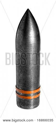 38mm caliber anti-aircraft projectile