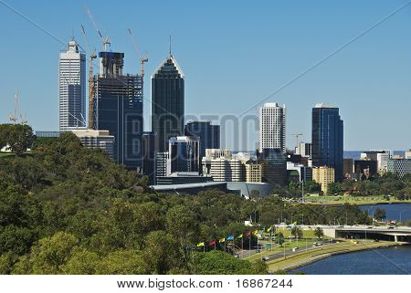 Famous Perth View
