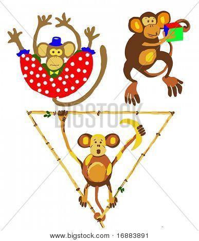 circus ape