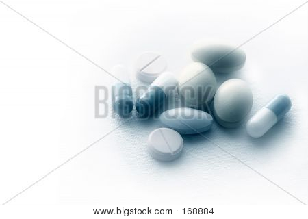 Blue Toned Pills