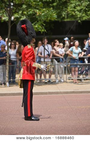 London Royal Guards