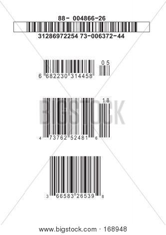 Gefälschte Barcodes