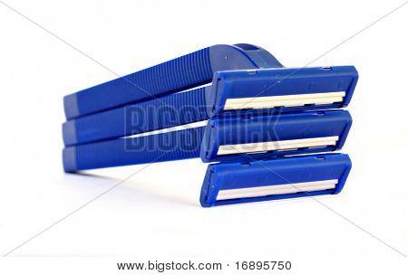 maquinillas de afeitar simples
