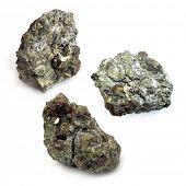 Uranium ore poster