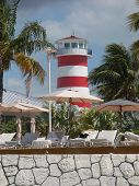 Freeport Leuchtturm Grand bahama