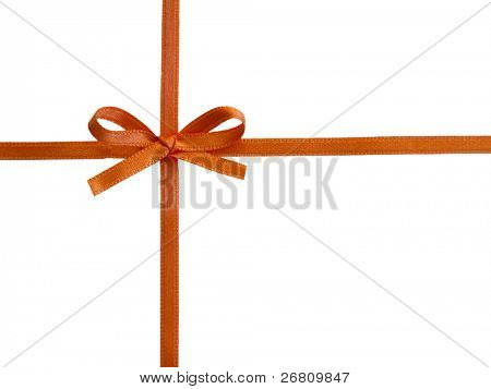 Orange Bogen