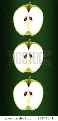 Apple Trio.