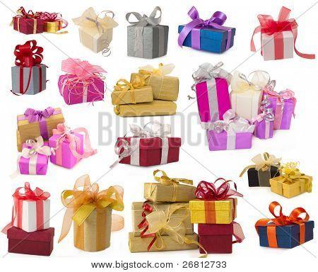 gran colección de regalos