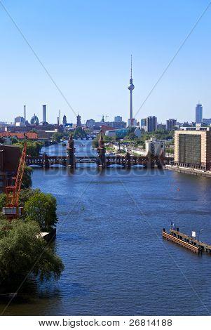 Berliner Skyline rf