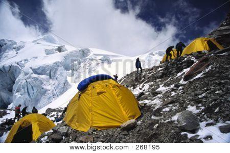 Advance Base Camp