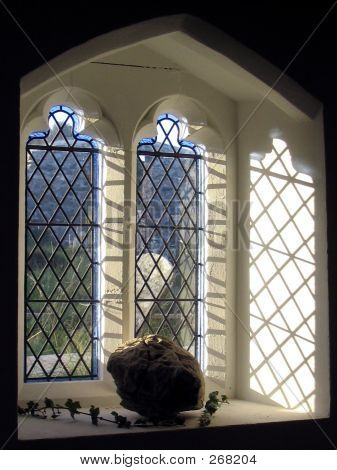 Welsh Chapel Window