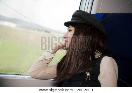 Train Passenger