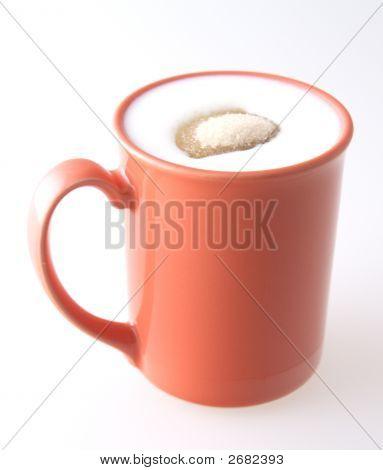 Cup Of Buttermilk Kefir