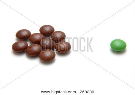 Choc Beans 4 - The Outcast