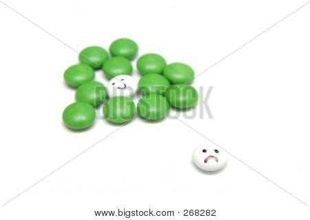 Choc Beans 5 - The Outcast