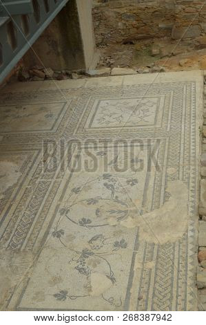 Roman Archaeological Remains And Roman