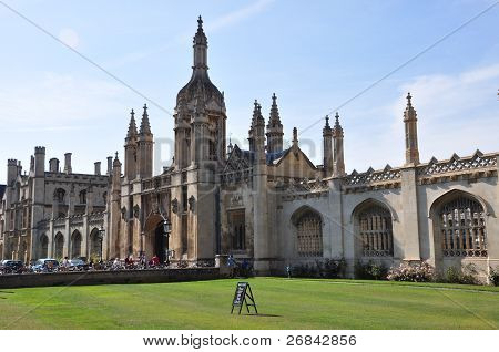 Kings College Buildings