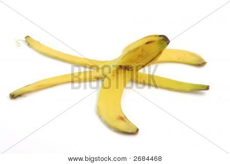 Peel Of Banana