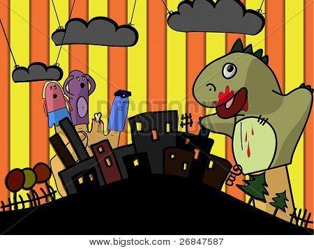 Crazy muppet theatre