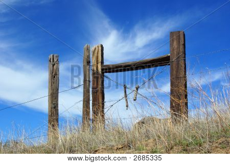 Makeshift Gate