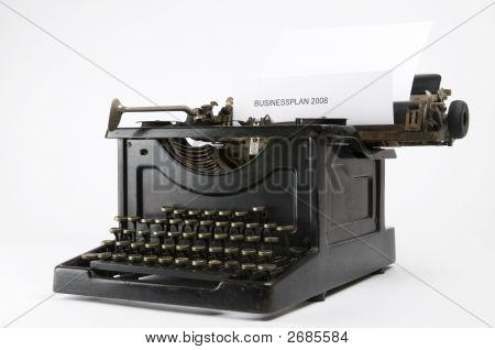 Business Typewriter