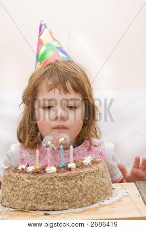 Celebrating Fourth Birthday