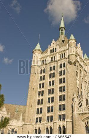 Delaware And Hudson Building Front