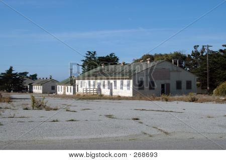 Cuartel del ejército