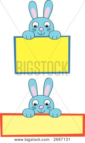 Bunny Banners