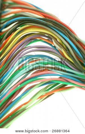 Color cable