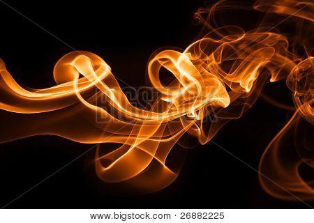Feuer Rauch