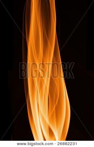 Fumaça de incêndio