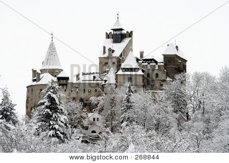Dracula's Castle - Winter Season