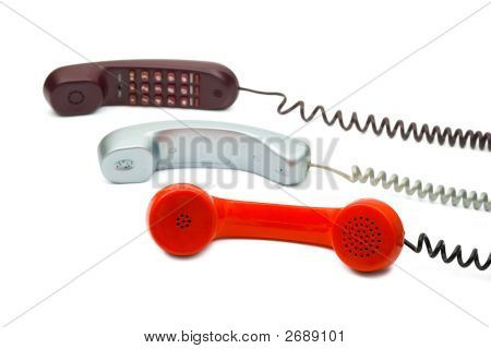 Three Telephone