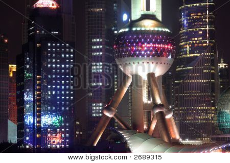 China Shanghai -Pearl Tower