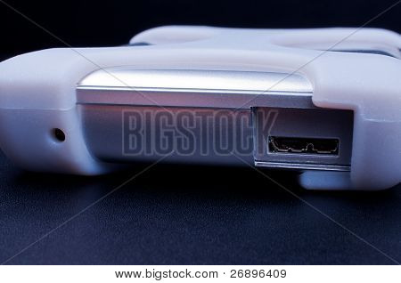External Hard Drive With Usb 3.0 Socket