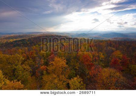 Autumn Colors, Southern Vermont
