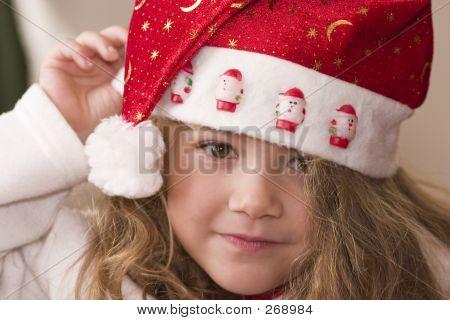 Nikolausmütze tragen
