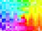 Abstract, Abstract Background, Art, Background. Block, Brick, Color, Colored Squares, Colorful, Colo poster