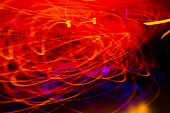 Bokeh With Multi Colors. Festive Lights Bokeh Background. Defocused Bokeh Lights. Blurred Bokeh. Bok poster