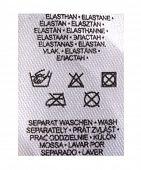 maintenance instruction for elastin dress poster