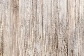 Faded brown wooden texture flooring background poster