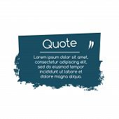 Simplicity Quote Geometric Rectangle Shape With Grunge Style. Mixed Styles. Vector Motivation Quote. poster