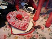 Valentines Day Still Life