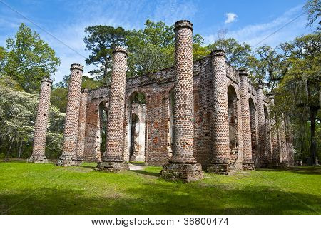 Sheldon Church South Carolina