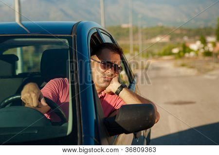 Bored Driver